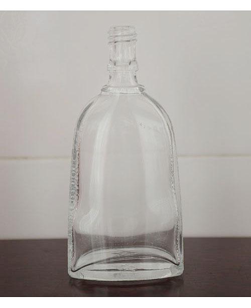 小酒瓶高白玻璃瓶