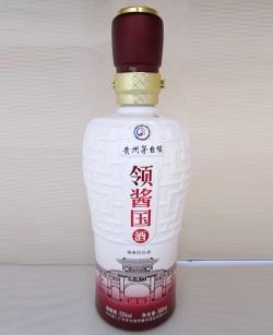 定制烤花喷釉瓶