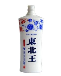 内蒙古仿陶酒瓶