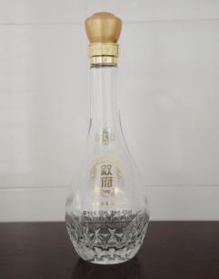高白玻璃瓶定制玻璃瓶