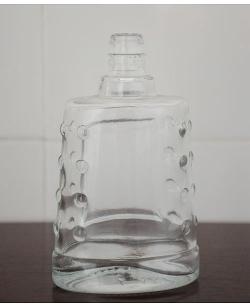 精白玻璃瓶