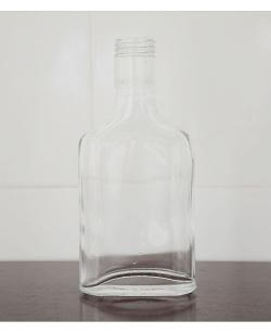 定制精白玻璃瓶