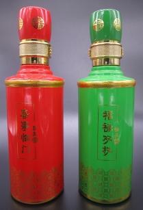 湖北喷釉瓶