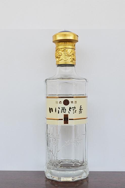 隆昌白玻璃瓶批发
