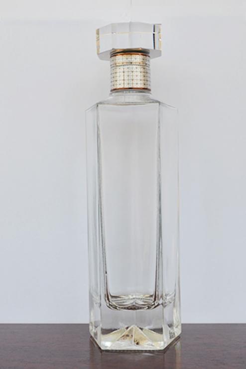 白玻璃瓶批发厂家