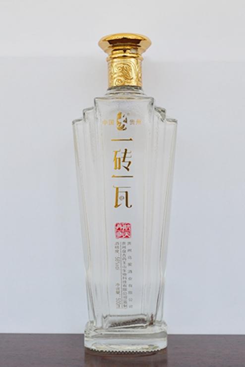 高级白玻璃瓶生产